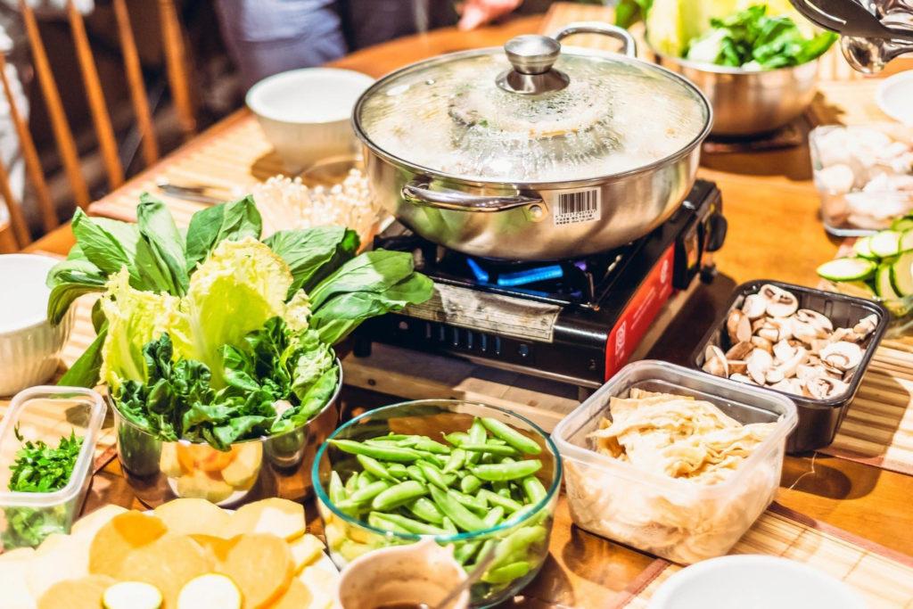 觀光英語:美食篇(八)吃火鍋(對話)